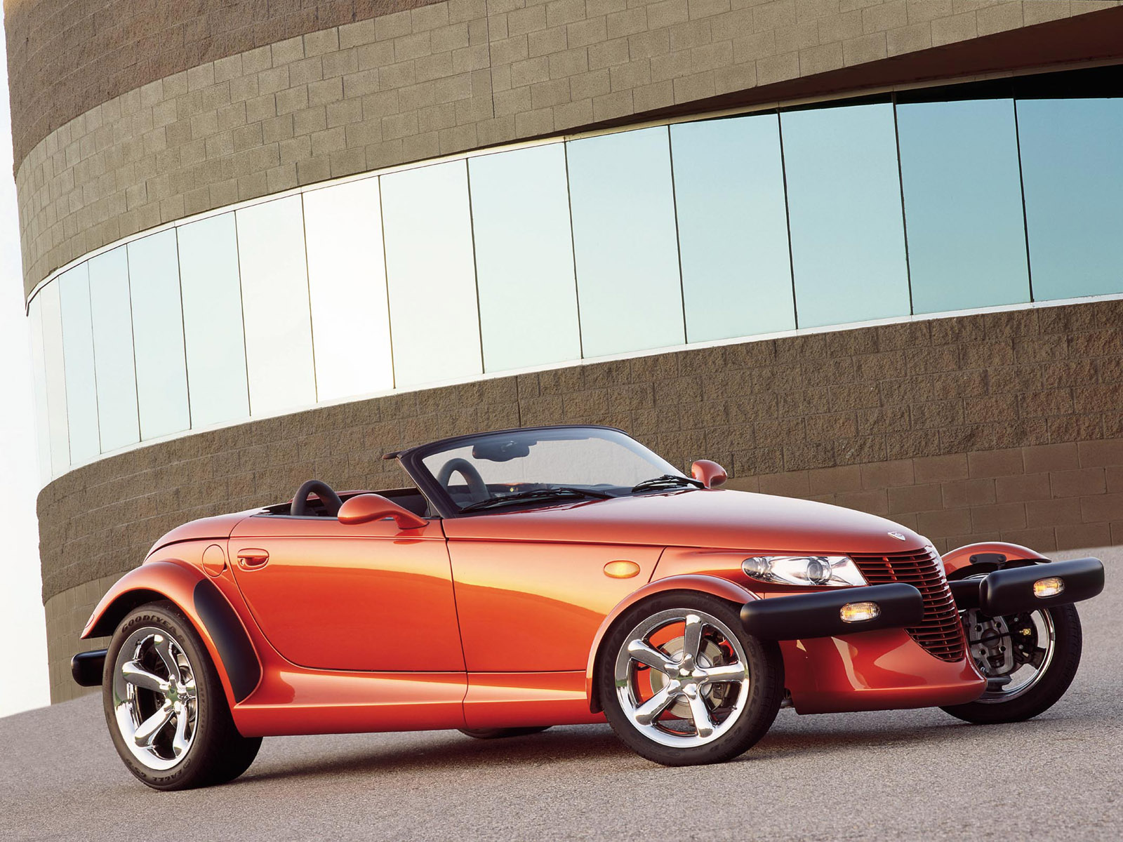 2001 Plymouth Prowler. (P-0101)