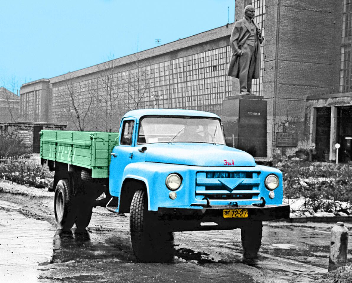 zil-130-1956