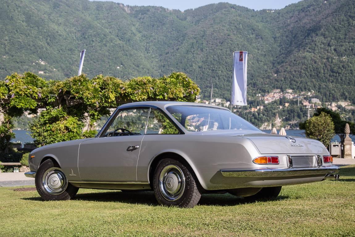 1964 Mercedes-Benz 230 SL Coupe Pininfarina