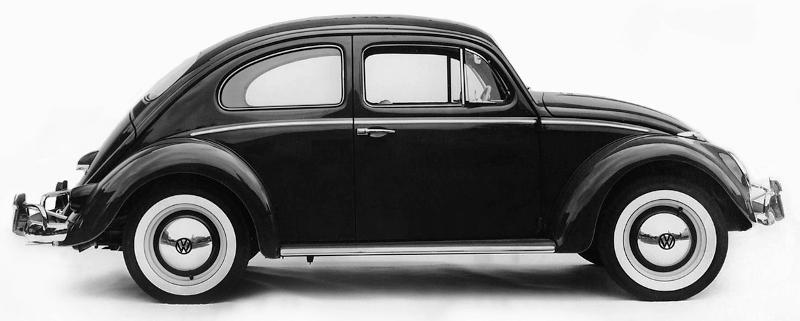 Frontscheibe-Volkswagen-VW-Käfer