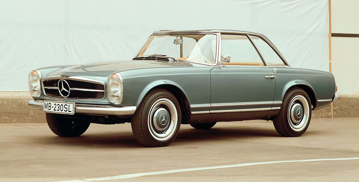 Mercedes-Benz-Pagoda-U41074