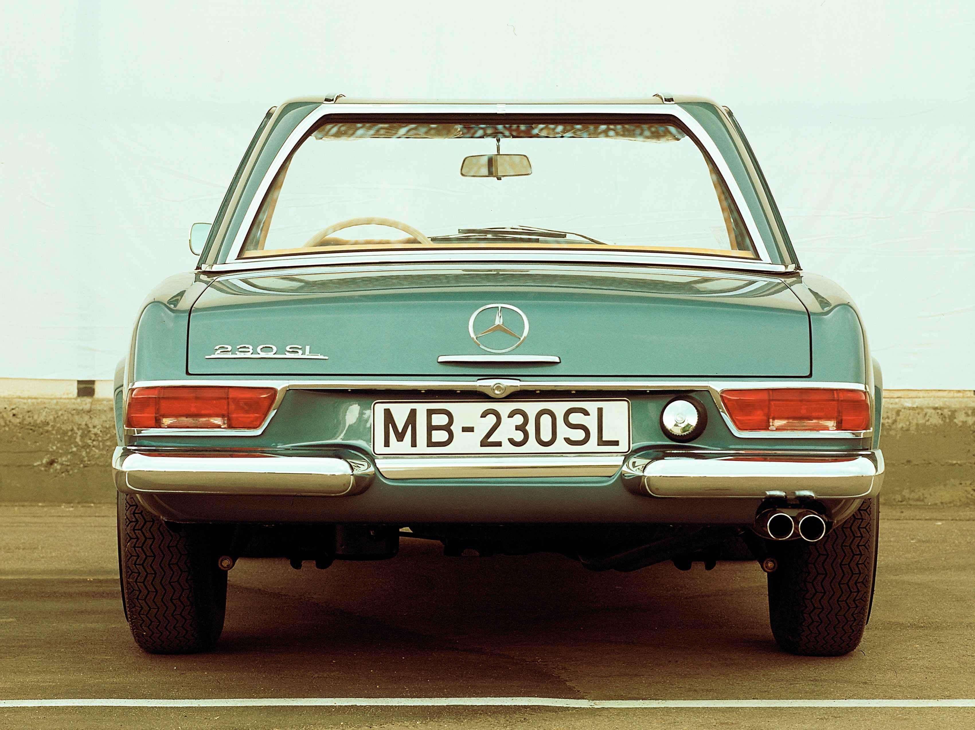 Mercedes-Benz-Pagode