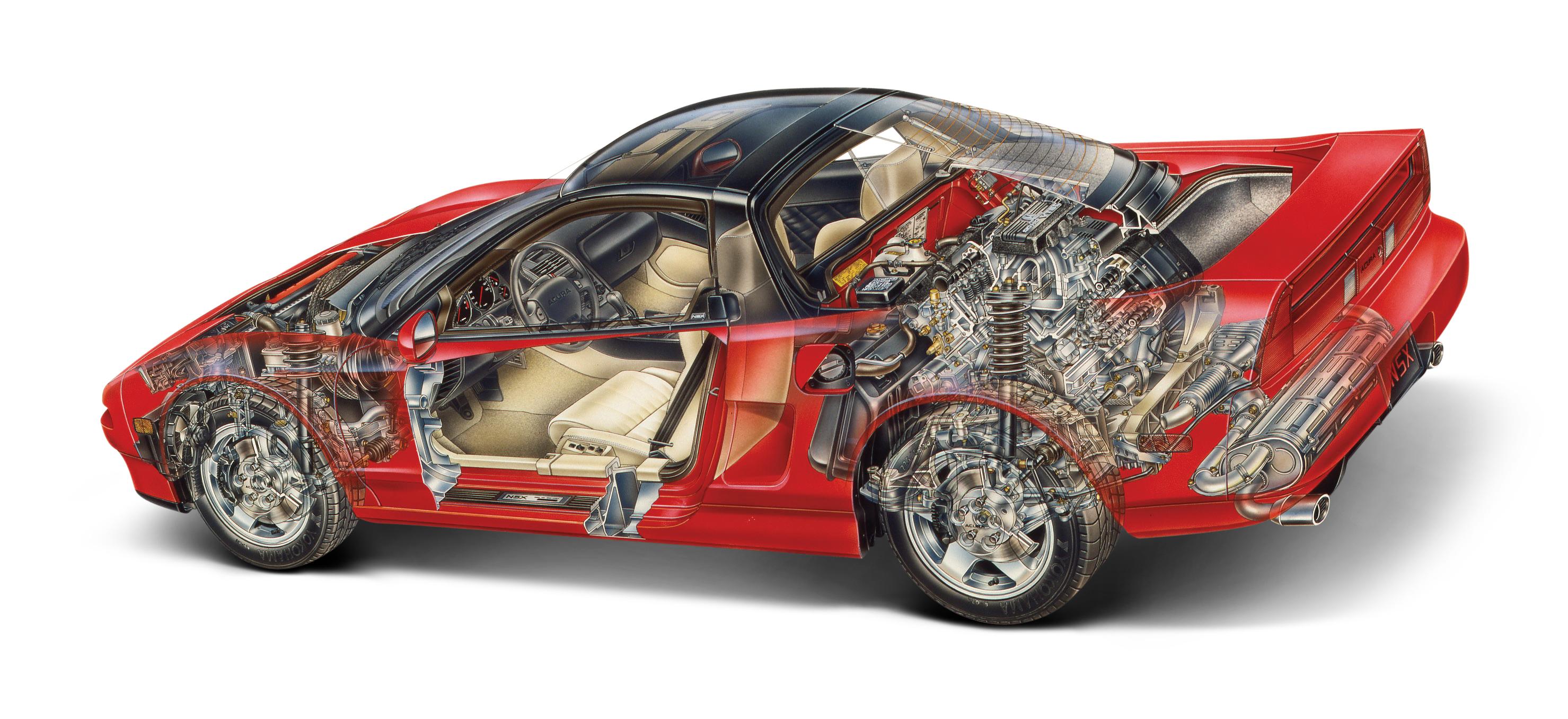 NSX-cutaway