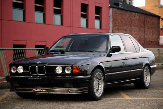 Rare 1990 BMW E32 Alpina B11 3 (12)