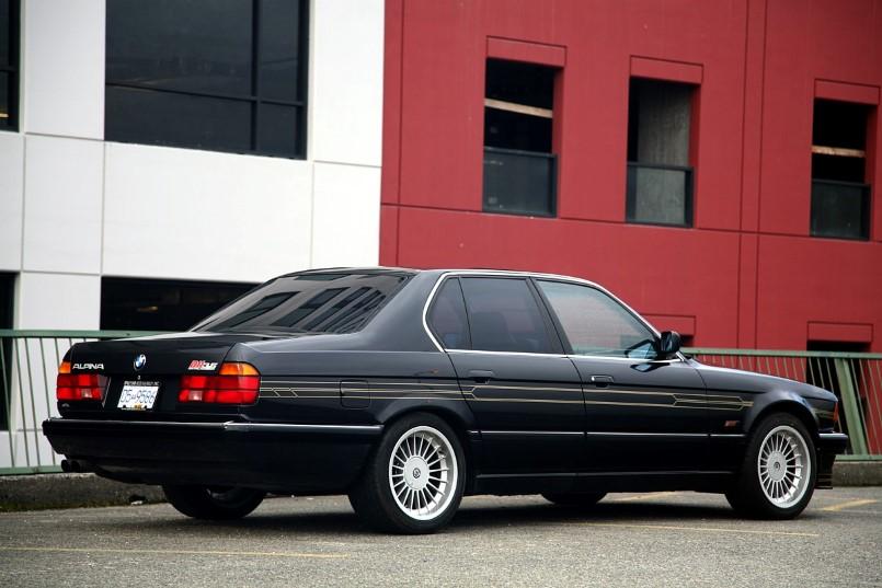 Rare 1990 BMW E32 Alpina B11 3 (3)