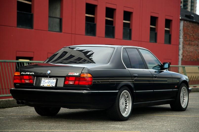 Rare 1990 BMW E32 Alpina B11 3 (4)