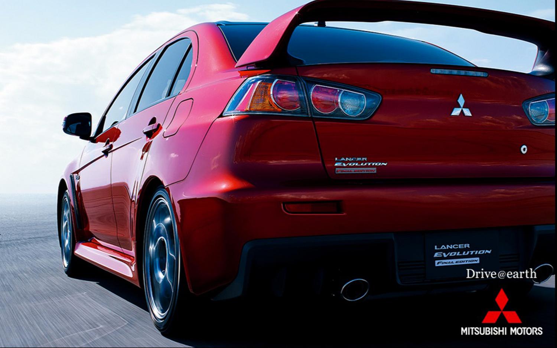 Mitsubishi-Lancer-Evolution-X-Final-Edition-rear-three-quarter