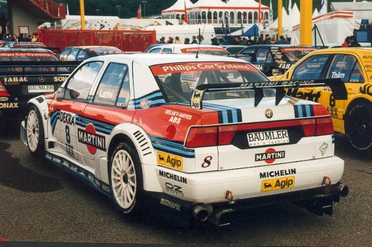 1995 - Mugello DTM Larini b