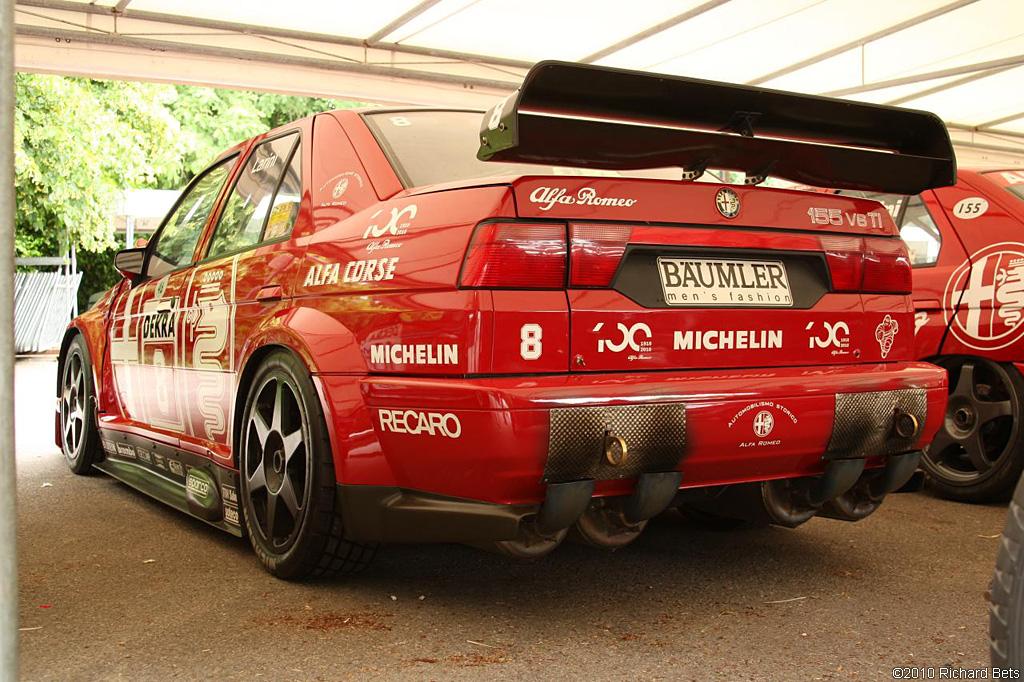 Alfa romeo 156 v6 sound 11