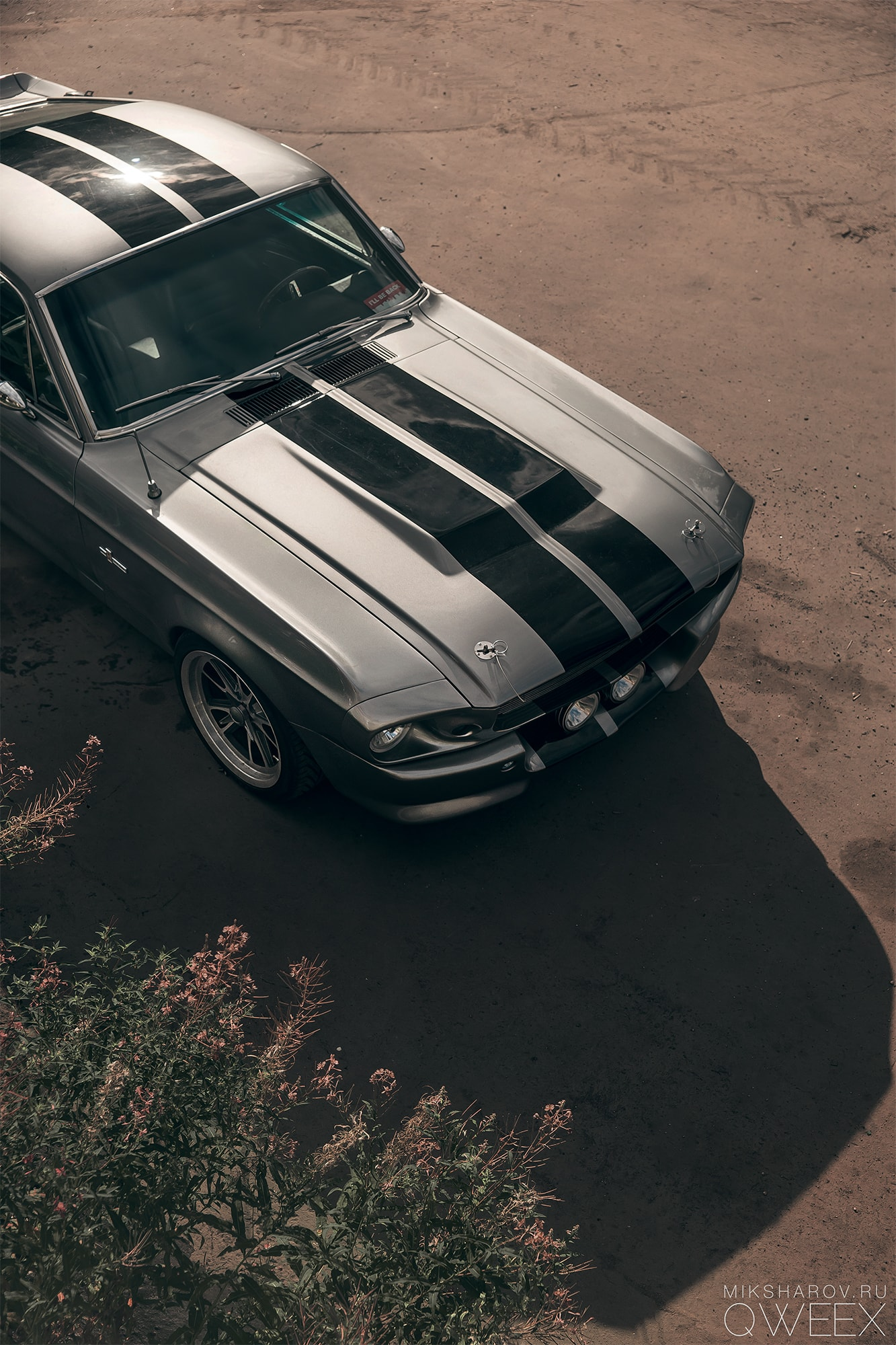 1967 FORD MUSTANG SHELBY G.T. 500 Eleanor (15)