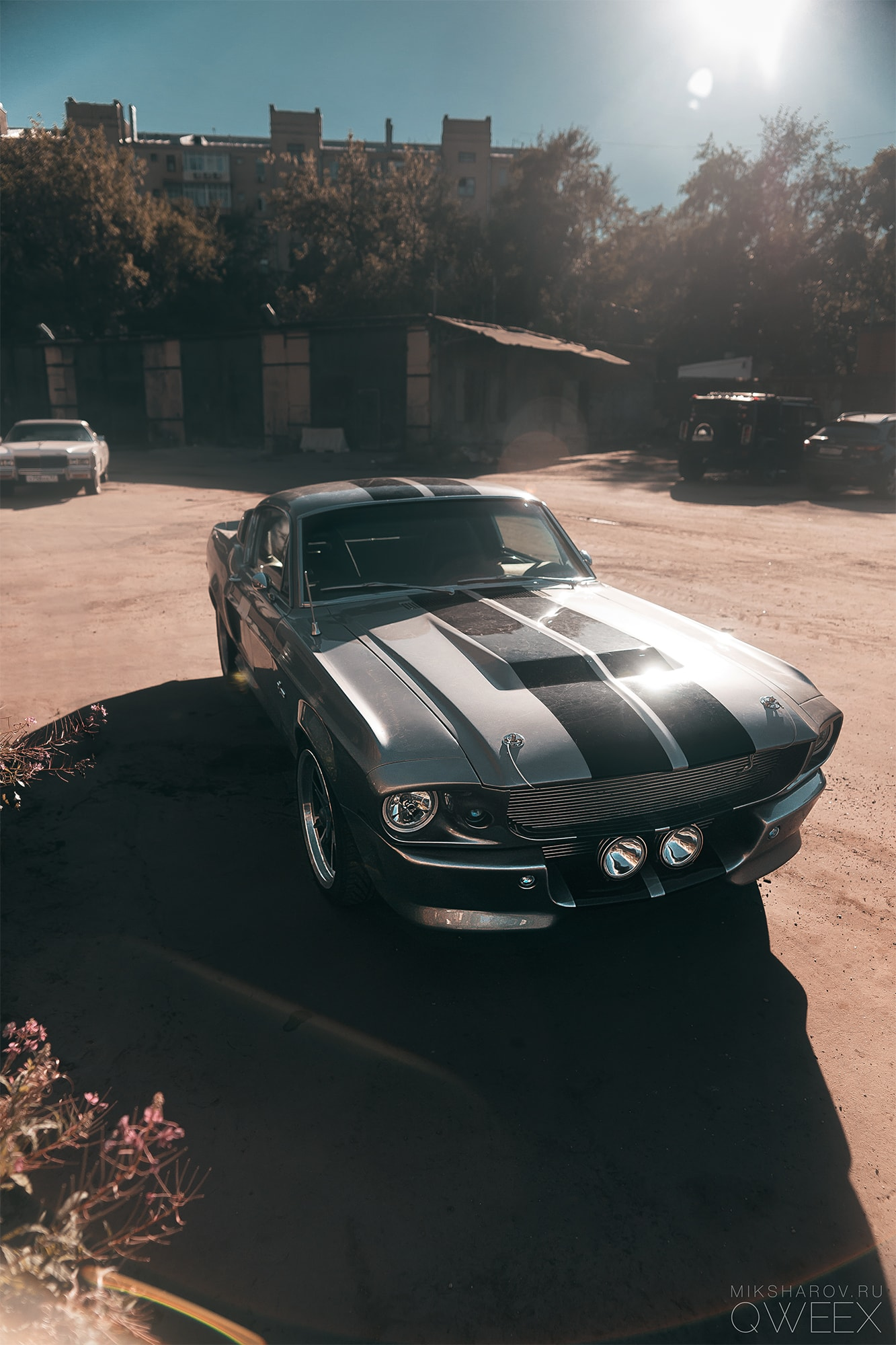 1967 FORD MUSTANG SHELBY G.T. 500 Eleanor (2)