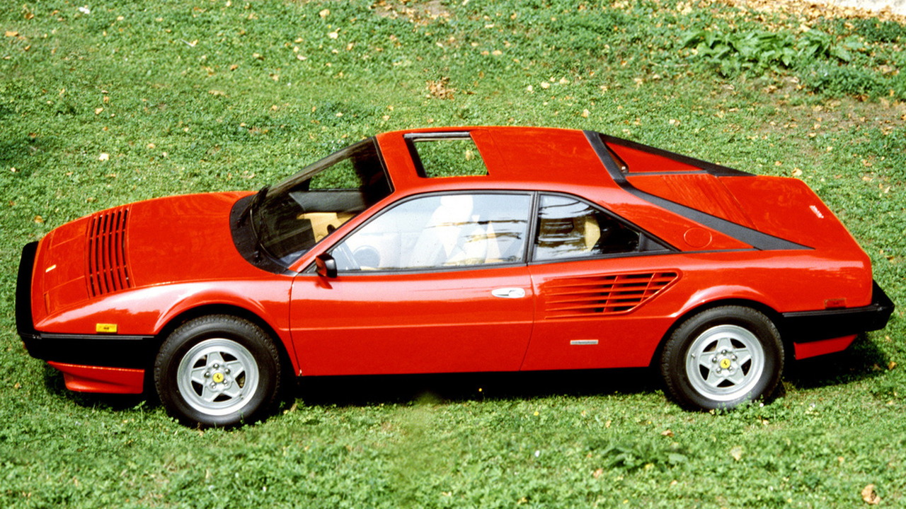 1981 ferrari mondial. Black Bedroom Furniture Sets. Home Design Ideas