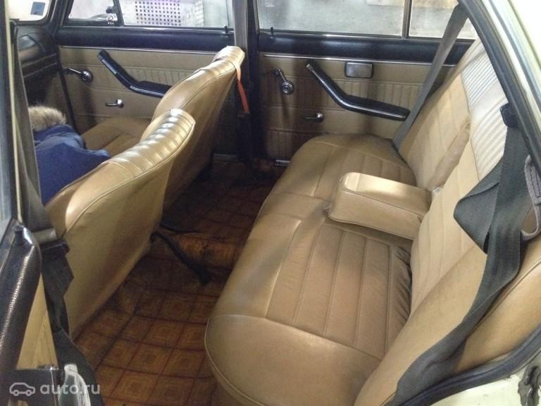 1981 ВАЗ 2103 1.3 л / 69 л.с. - 100% оригинал, 1 хозяин ...  Ваз 2103 Оригинал