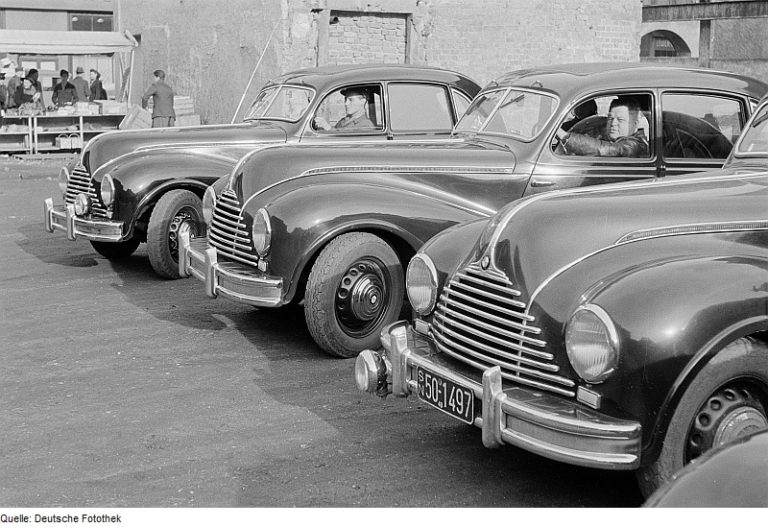 1948 BMW 340 - 2.0 л / 51 л.с. - АвтоГурман