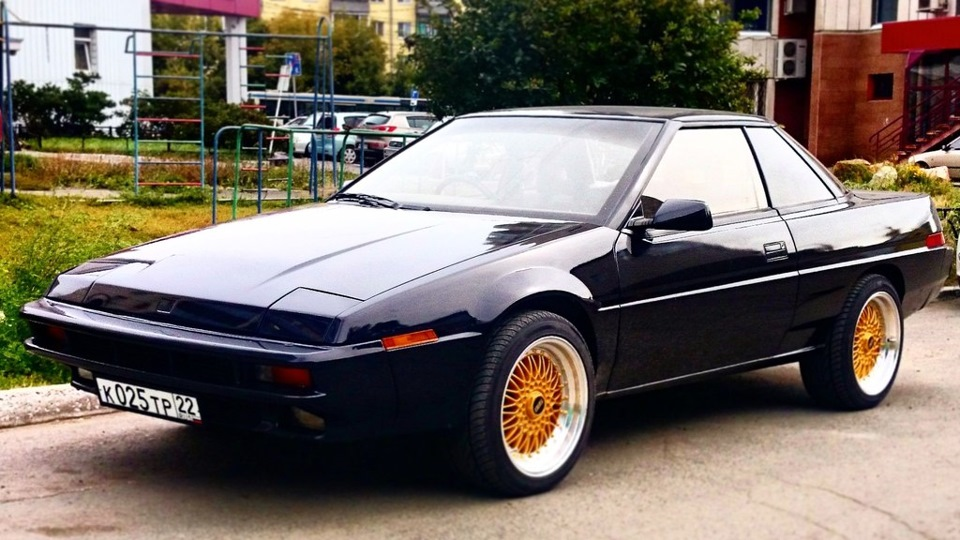 1991 Subaru XT6 Alcyone 3.0 AT / 220 л.c. - 4WD - АвтоГурман