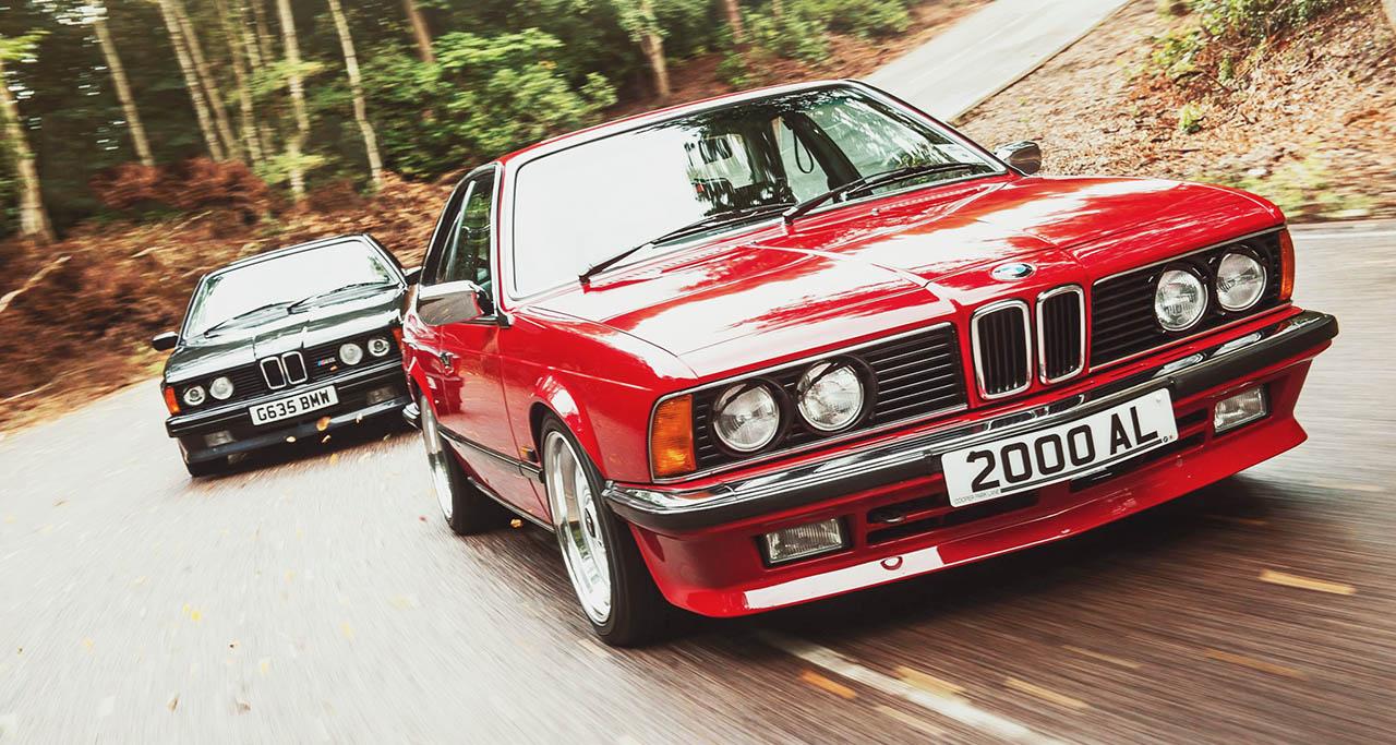 1977 BMW 630 E24 - АвтоГурман