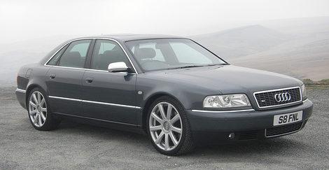 1997 Audi S8 - 6МКПП, 300 км/ч за смешные деньги - АвтоГурман