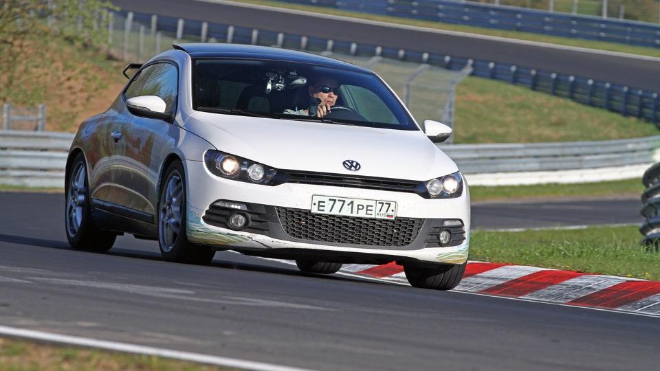 2011 VW Scirocco AWD 746 л с  - 0-100 за 2 8 сек - АвтоГурман