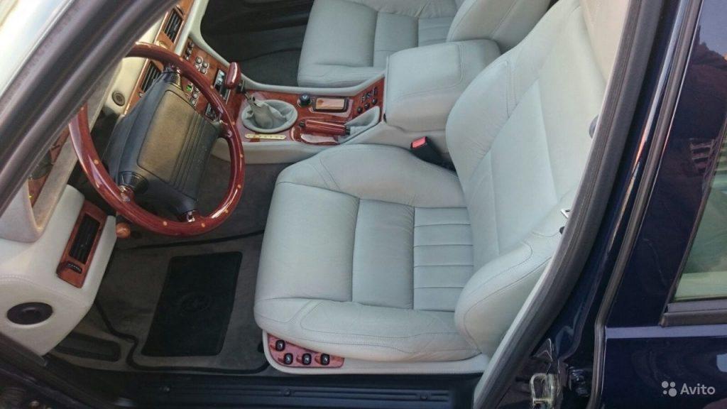 1996 Maserati Quattroporte - АвтоГурман